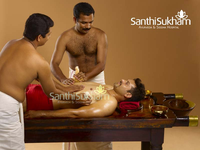 ayurveda treatment center in kerala